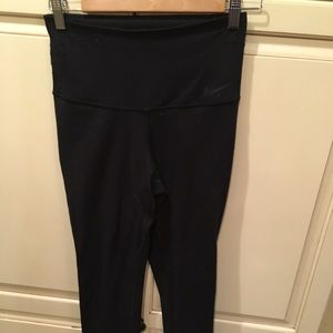 COPY - Nike dri-fit cropped high rise leggings yo…